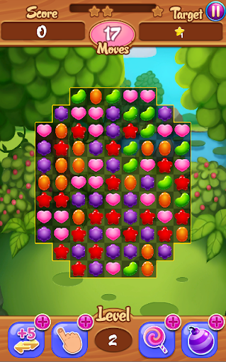 Jelly Mania: The Best New Jelly Smashing Game apkmind screenshots 4
