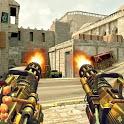 Gun Game Simulator: Machine Gun Shoot War Strike icon