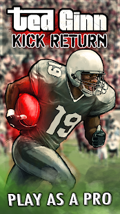 Ted Ginn: Kick Return Football- screenshot thumbnail