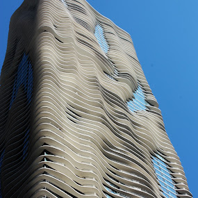 Aqua Building in Chicago by Jason Arand - Buildings & Architecture Other Exteriors