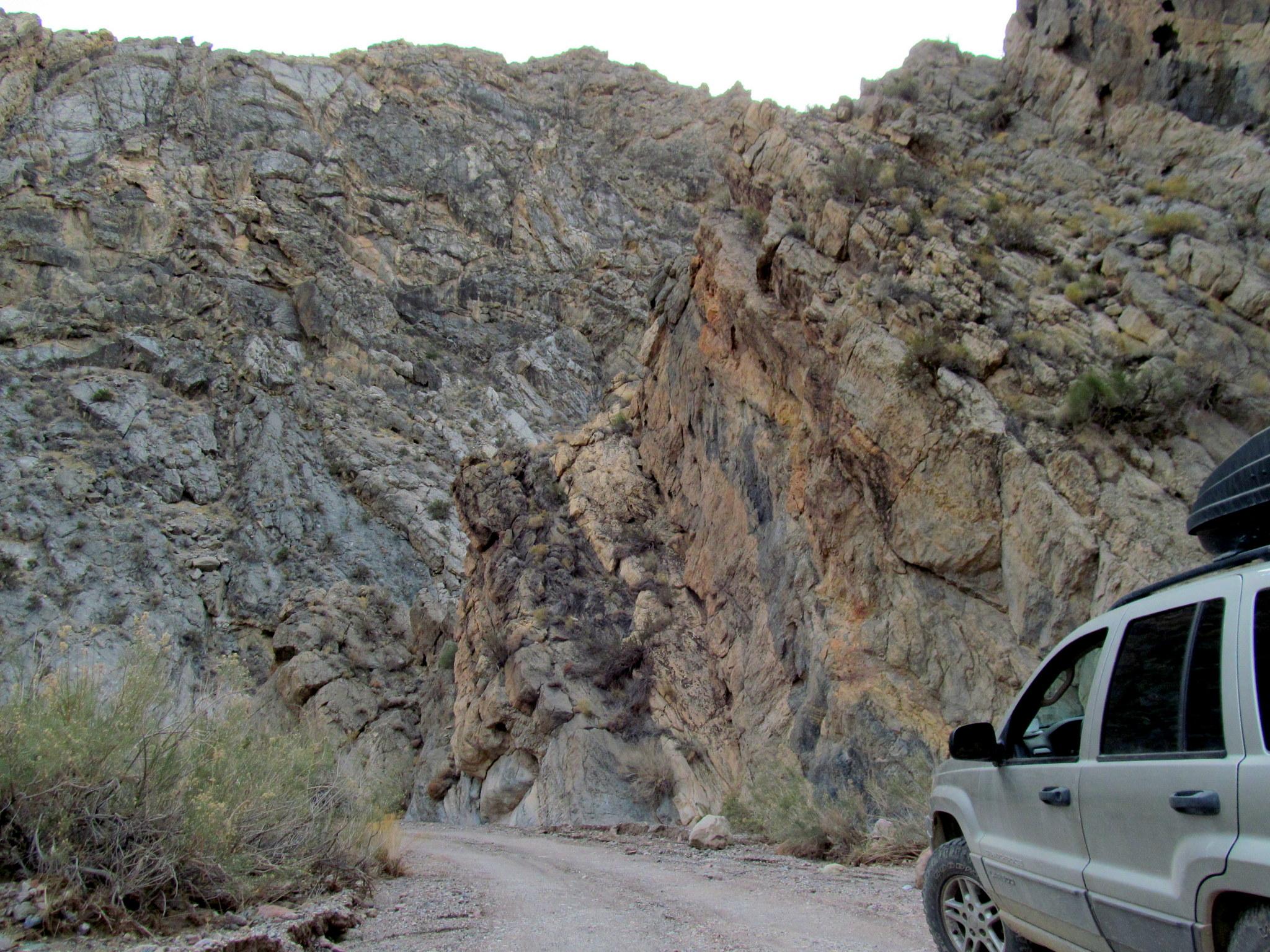 Photo: Titus Canyon
