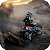 Freestyle Motocross. Wallpaper