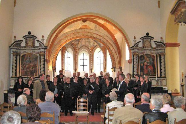 Photo: A-Cappella-Konzert   Salviuskerk, Limbricht/NL / 13.05.2007