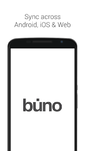 Simple Note Taking - Buno- screenshot thumbnail