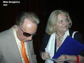 Photo: Mike Bongiorno - Grand Prix di Pubblicità Italia 2004