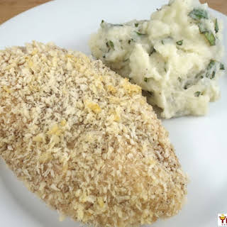 Easy Oven Baked Chicken Breasts.