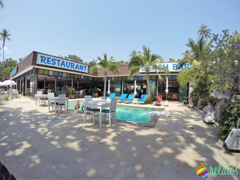 Restaurante Chalok Habour