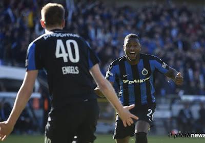 Genk subit la loi du Club à Bruges
