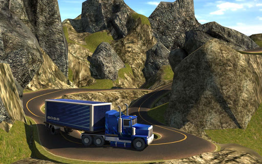 Truck Driver Free 1.2 com.racing_games.labexception.truckdrivercargo apkmod.id 3