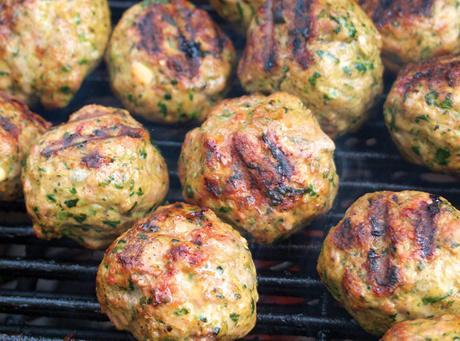 Pepper Monkey Lamb Meatballs Recipe