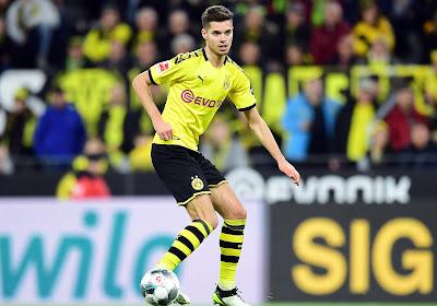 Julian Weigl (Borussia Dortmund) serait sur le point de rejoindre Benfica