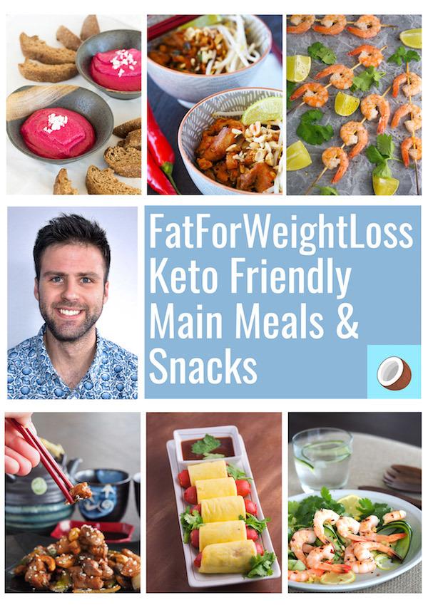ketogenic main meals