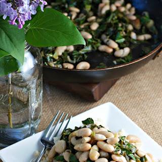 Collard Greens And Beans