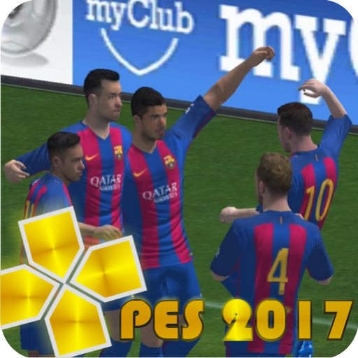 New PPSSPP PES 2017 Pro Evolution Soccer Tip