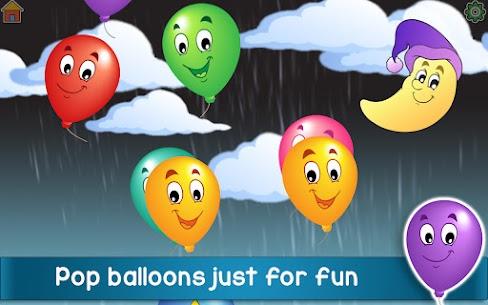 Kids Balloon Pop Game Free 🎈 2