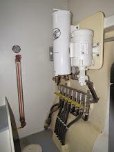 Photo: fuel control panel