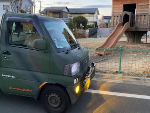ミニキャブトラックのカスタム事例画像 のっぽさん。🌿さんの2021年01月03日08:33の投稿