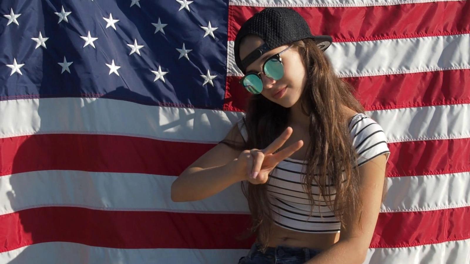 american girl dating