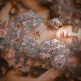 Schneewittchen by Christoph Reiter - Digital Art People ( fairy tale )