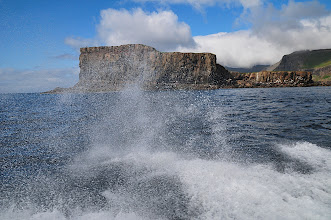 Photo: Faroe Islands on the way to Mykines