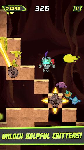Ben 10 - Super Slime Ben: Endless Arcade Climber filehippodl screenshot 6