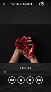 Audio creepypasta. Horror and scary stories