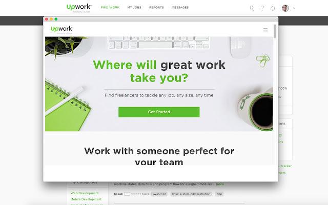 mejores paginas buscar empleo trabajar desde casa upwork