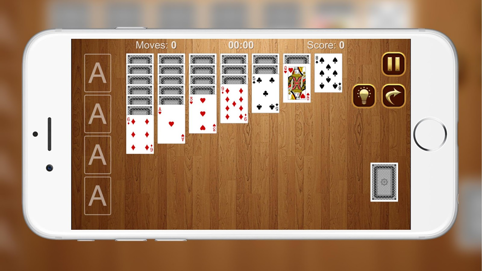 Solitaire Classic - Klondike- screenshot