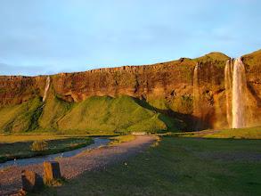 Photo: Złoty wodospad