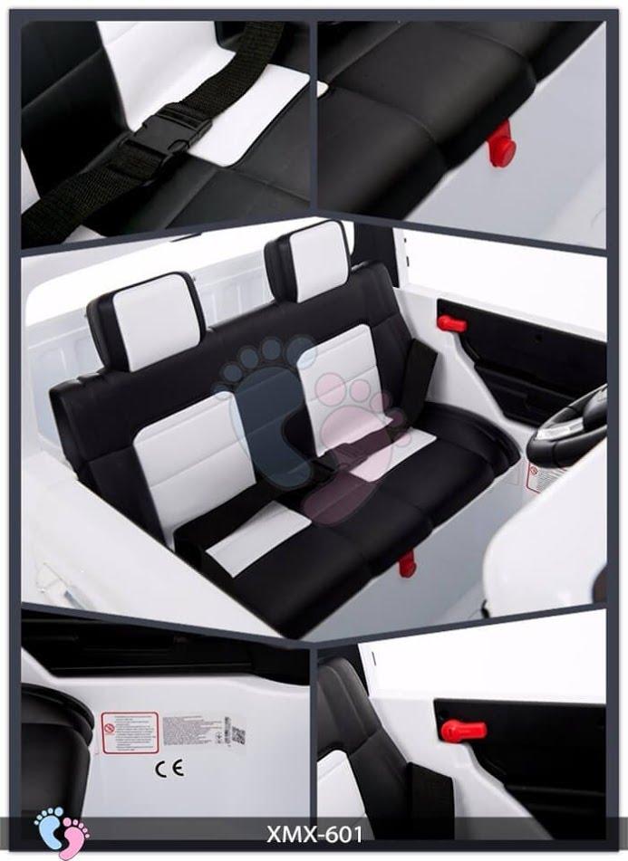 Xe hơi điện đồ chơi trẻ em XMX-601 16