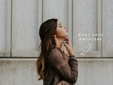 Must-Have Sweaters - Facebook Shop template