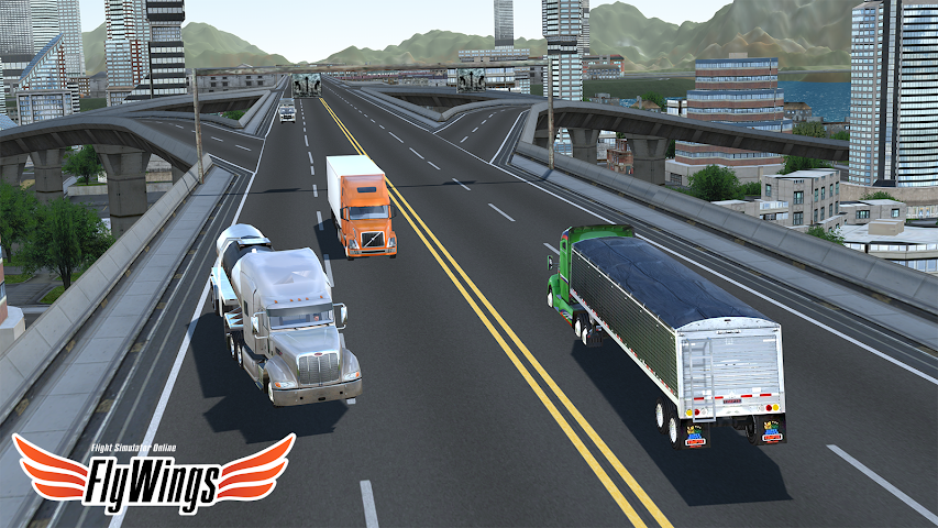 android Truck Simulator 2016 Free Game Screenshot 11