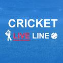Crick Live Line -Fastest live score & schedule icon