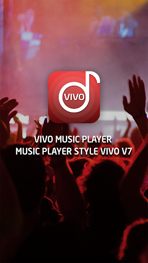 Music Player style Vivo V7 - Vivo Music Player for PC