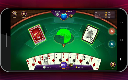 Gin Online - Free Online Card Game 1.0.5 screenshots 12
