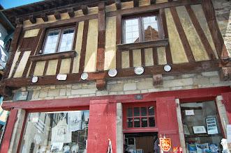 Photo: BRETANYA 2013. VITRÉ (GWITREG en bretó): Rue Saint Louis.