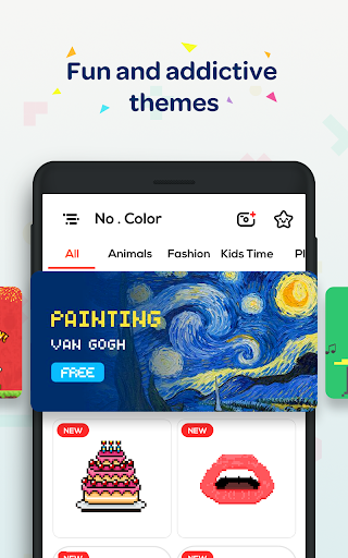 No. Color - Color by Number, Number Coloring 7.2 screenshots 15