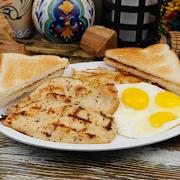 Chicken Breast & Eggs Breakfast