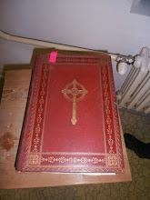 Photo: Starodávny tridentský misál (v latinčine)