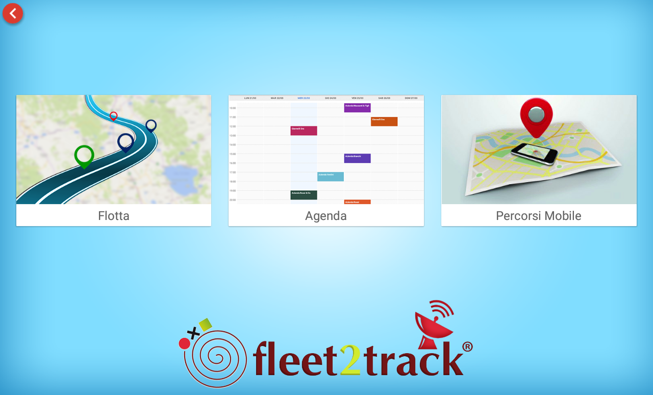 Fleet2Track- screenshot