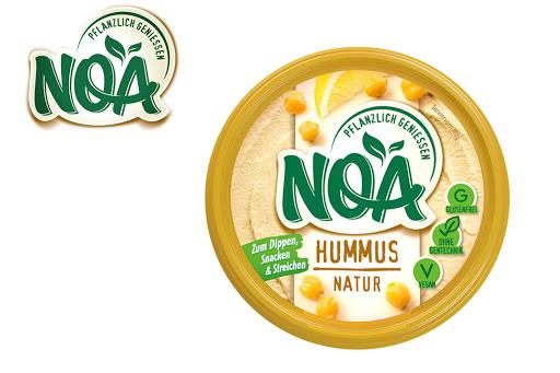 Bild für Cashback-Angebot: NOA Hummus Natur - Noa