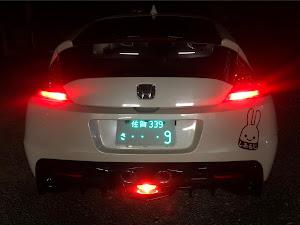 CR-Z  α  平成23年式のカスタム事例画像 だいちゃんまんさんの2020年03月17日00:52の投稿