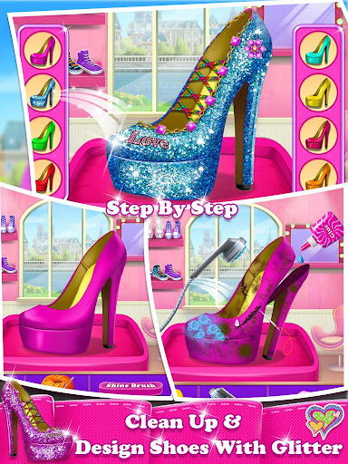 Download Shoe Fashion Designer Studio Games For Girls Boy Free For Android Shoe Fashion Designer Studio Games For Girls Boy Apk Download Steprimo Com