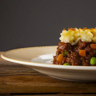 Thanksgiving Shepherd's Pie