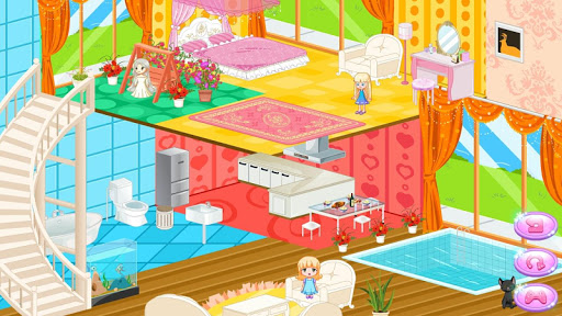 Princess New Doll House Design 1.1.6 screenshots 8