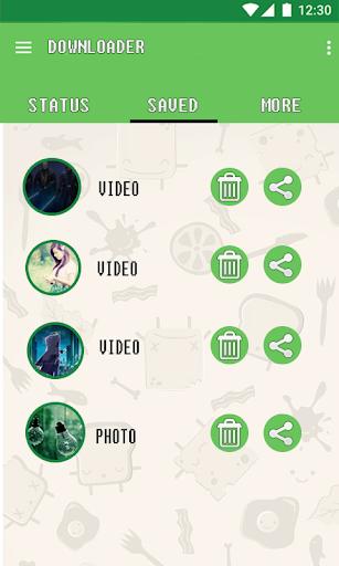 Video Status Downloader For Whatsapp 2018 1.2 screenshots 3