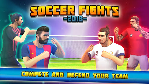 Soccer Heroes Street fights 2018 1.2 screenshots 1