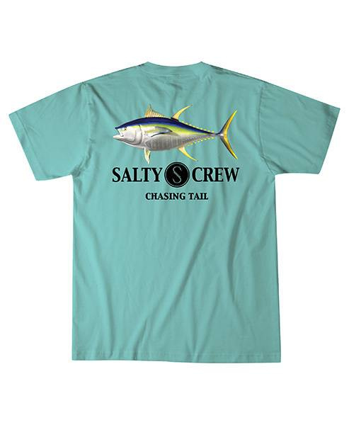 Salty Crew - Ahi T-shirt - Sea Foam
