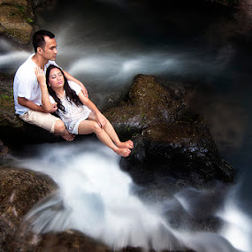 abner & michelle 1 by Gary Mahipus - People Couples