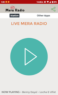 Mera Radio- screenshot thumbnail